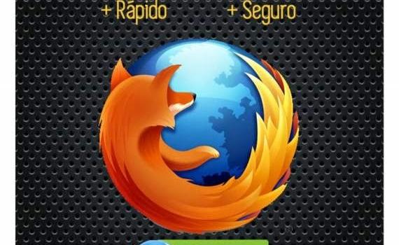 Nuevo Firefox 29, ahora más rápido y más seguro