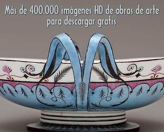Más de 400 mil obras de arte en HD para descargar gratuitamente