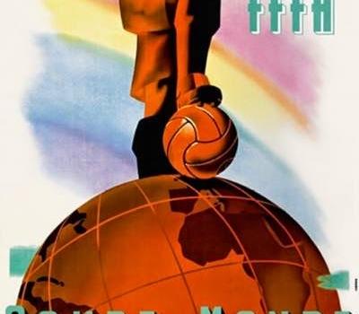 Los posters de todos los mundiales desde 1930