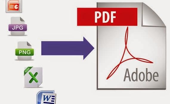 Comprime y une archivos PDF y también convierte otros a PDF