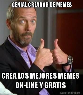 Creador de memes on-line para Facebook y Twitter