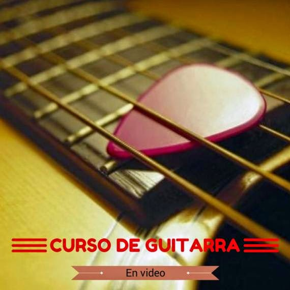 Aprende a tocar guitarra gratis en video