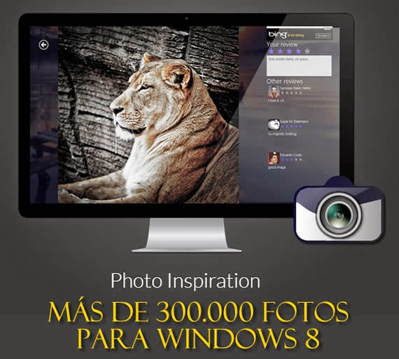 Más de 300.000 fotos gratuitas para Windows 8