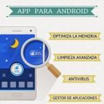 Clean Master. Limpia, optimiza y mejora la seguridad de tu smartphone Android