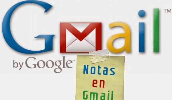 Agrega notas y recordatorios a los mensajes y carpetas de Gmail