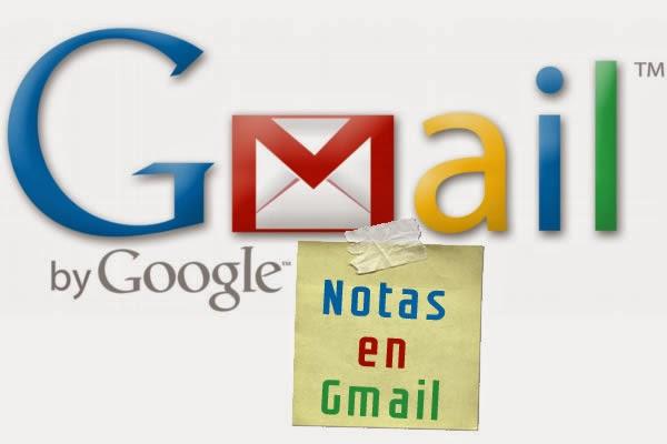 Agrega notas y recordatorios a los mensajes de Gmail