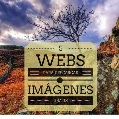 5 sitios web con las mejores imágenes gratuitas
