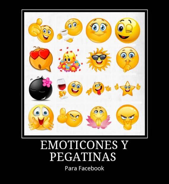 Emoticones y pegatinas para los comentarios en facebook for Pegatinas de pared baratas