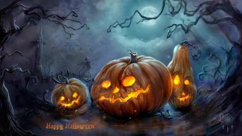 Fondos de pantalla para Halloween