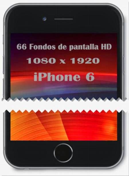66 Hd 1080x1920 Iphone 6 Plus Wallpaper Free Download: 66 Fondos De Pantalla HD Para IPhone 6 Plus