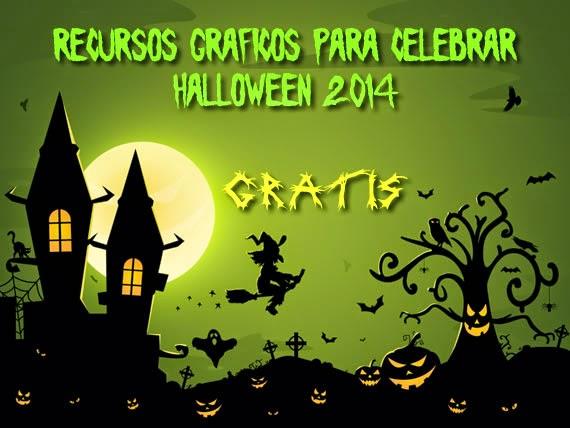 Halloween 2014. Recursos gráficos gratuitos para celebrarlo