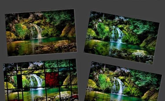 Filtros y efectos creativos para tus fotos