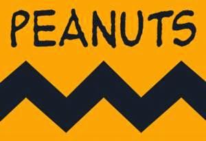 Tipografía Peanuts