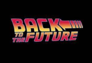Tipografía volver al futuro