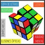 Sopa de letras y otros juegos de inteligencia gratuitos