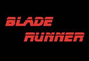 Fuente tipográfica Blade Runner