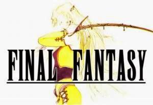 Tipografía Final Fantasy