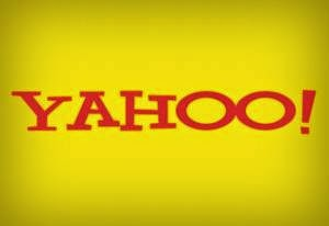 Fuente tipográfica Yahoo