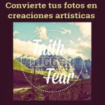 Photofy. Creaciones espectaculares con tus fotos en iPhone, iPad y Android
