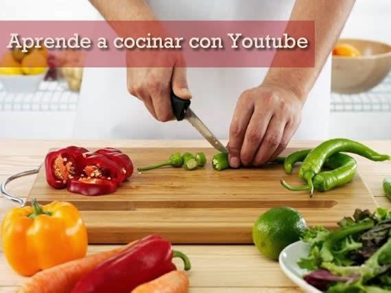 Cocina Youtube | La Cocinadera Canal De Youtube En Espanol Con Todo Tipo De Recetas