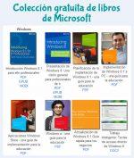 Una importante colección gratuita de ebooks de Microsoft