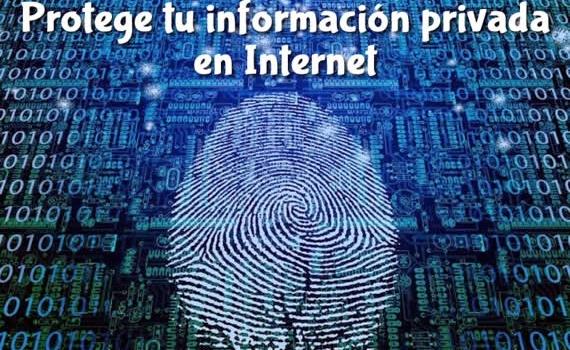 Click & Clean. Protege tu información privada en Internet