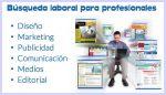 Búsqueda laboral para profesionales del Diseño, Marketing, Comunicación y Medios
