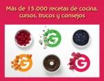 El Gourmet. Más de 15.000 recetas de cocina, cursos, trucos y consejos
