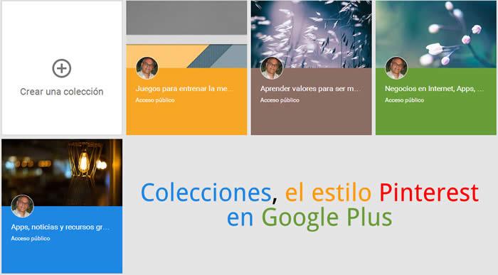 colecciones-de-Google-plus