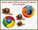 OneTab. Aplicación que reduce hasta el 95% el consumo de memoria de tu navegador