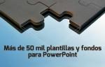 Miles de plantillas, fondos y otros recursos gratuitos para PowerPoint