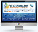 100 programas gratuitos necesarios, agrupados por categorías