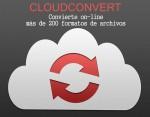 Conversor online de más de 200 formatos de archivos