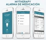MyTherapy te recuerda cuando debes tomar tus medicamentos