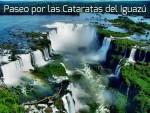 Paseo virtual por las Cataratas del iguazú