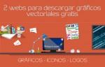 2 webs para descargar gráficos vectoriales gratis