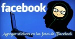 Agrega divertidos stickers a tus fotos en Facebook