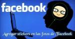 Agrega divertidos stickers a tus fotos en Facebook