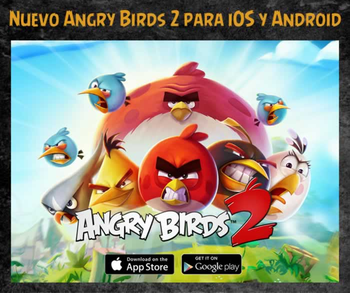 Angry Birds 2 ya está disponible para iOS y Android