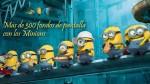 Cientos de fondos de pantalla con los Minions