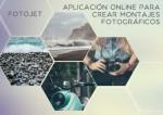 Arma creativos montajes fotográficos con Fotojet