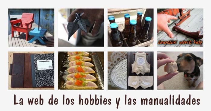 La web de los hobbies y las manualidades