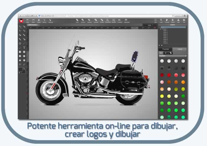 YouiDraw. Potente herramienta on-line para dibujar, crear logos y dibujar