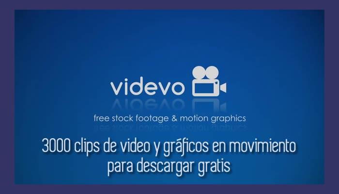 Clips de video en HD y gráficos en movimiento para descargar gratuitamente