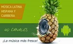 40 canales gratuitos de música  Latina, Hispana y Caribeña en tu Android