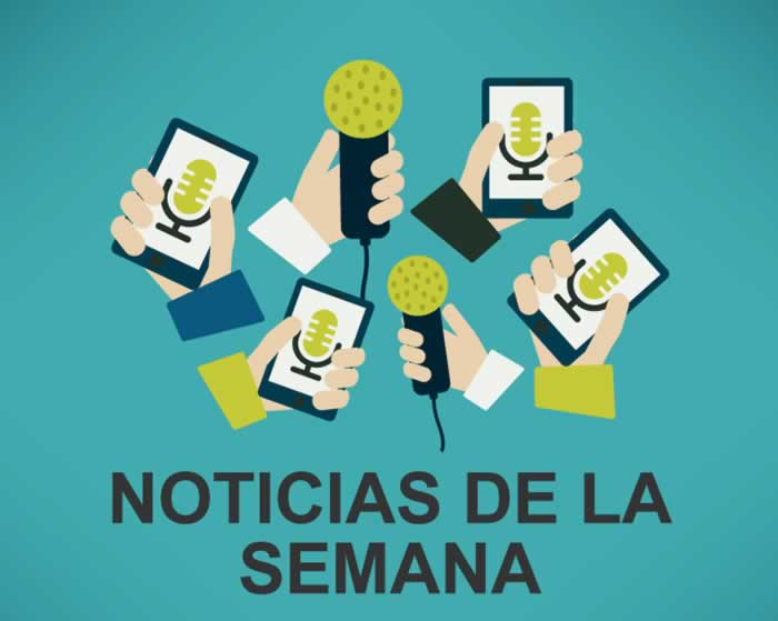 Noticias breves: Visa, Chrome, Dropbox, Linkedin y Facebook