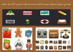 Más de 180 packs de iconos varios para descargar gratuitamente