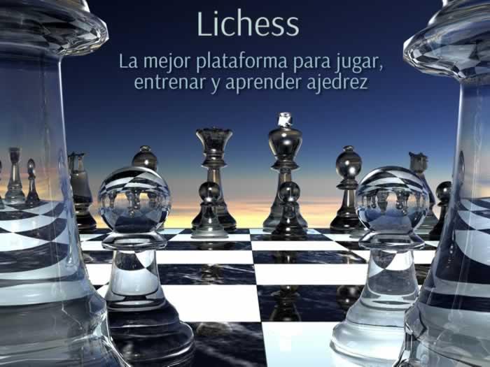 Lichess. La mejor plataforma para jugar, entrenar, competir y aprender ajedrez
