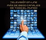 TVopedia. TV on-line con más de 2600 canales de todo el mundo