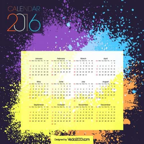 calendar2016-01